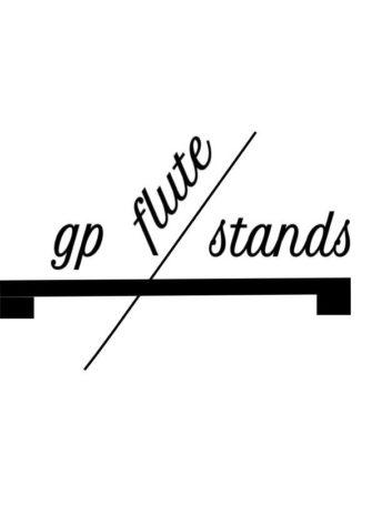 gp flute stands and racks Logo